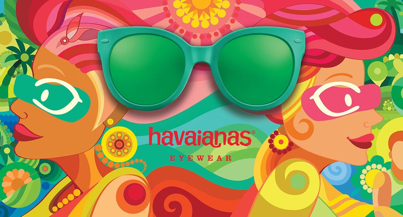 sconto speciale di colore veloce A basso prezzo COLLEZIONE SOLE Havaianas® - Ottica Broggi